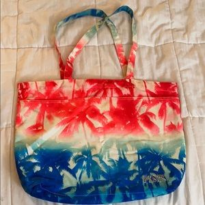 VS PINK beach tote
